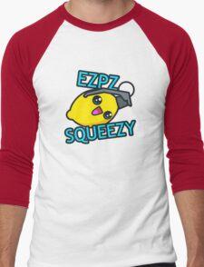Ezpz Lemon Squeezy v1 Men's Baseball ¾ T-Shirt