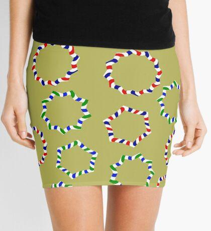 Happy Garlands Mini Skirt