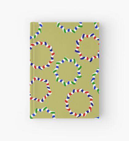 Happy Garlands Hardcover Journal