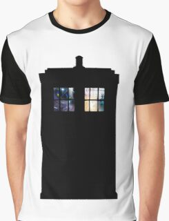 Anywhere in Time and Space Graphic T-Shirt