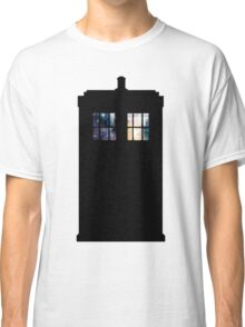 Anywhere in Time and Space Classic T-Shirt