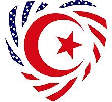 Muslim American Multinational Patriot Flag Series 2.0 Photographic Print