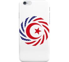 Muslim American Multinational Patriot Flag Series 1.0 iPhone Case/Skin