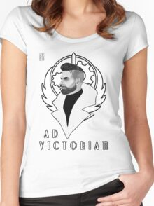 Ad Victoriam Women's Fitted Scoop T-Shirt