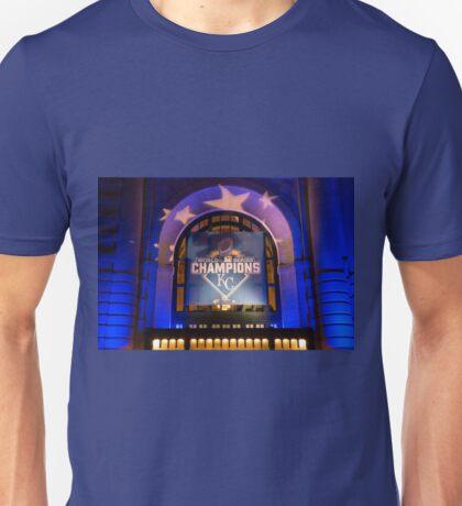World Series Champs Unisex T-Shirt