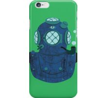 Smokey The Helmet Diver  iPhone Case/Skin