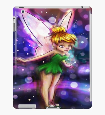 The magic of pixie dust! iPad Case/Skin