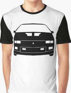 Third Gen Chevy Camaro - BLACK Graphic T-Shirt