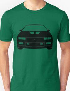 Third Gen Chevy Camaro - BLACK Unisex T-Shirt