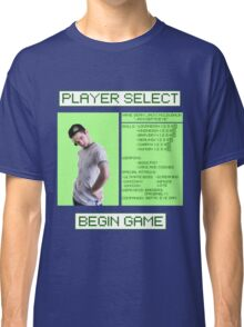 Jacksepticeye Player Select Screen Classic T-Shirt
