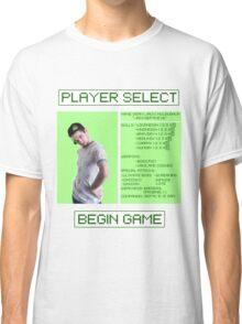 Jacksepticeye Player Select Screen Classic T-Shirt