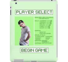 Jacksepticeye Player Select Screen iPad Case/Skin