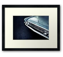 Ace of Spades Framed Print
