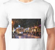 Christmas in The City Unisex T-Shirt