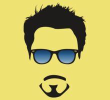 Robert Downey Jr. Baby Tee