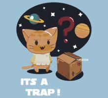 Its a Cat Trap! Kids Tee