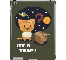 Its a Cat Trap! iPad Case/Skin