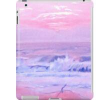 Sunrise Beach Scene iPad Case/Skin