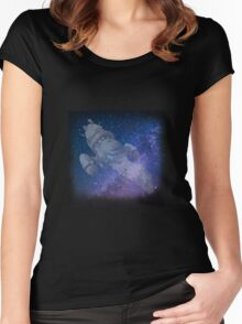 Ghost Serenity Women's Fitted Scoop T-Shirt