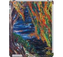 Boston and Colors of Fall iPad Case/Skin
