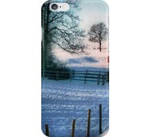 The Snow Fields iPhone Case/Skin