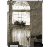 Living Space iPad Case/Skin