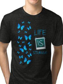 Butterfly Effect Tri-blend T-Shirt