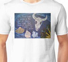 The First Light of Winter Unisex T-Shirt