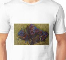 Rhododendron inspired by Mondrian Unisex T-Shirt