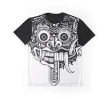 Barong Bali (Black) Graphic T-Shirt