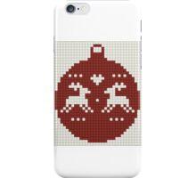 Xmas Ball iPhone Case/Skin