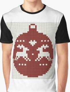 Xmas Ball Graphic T-Shirt