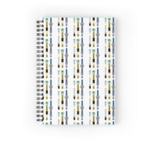 Choose Your Weapon Spiral Notebook