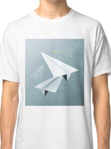 Paper planes Classic T-Shirt