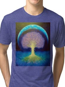 The Tree Of Life Tri-blend T-Shirt