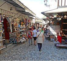 Shops in Mostar by rasim1