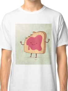Toasted bread with marmalade Classic T-Shirt