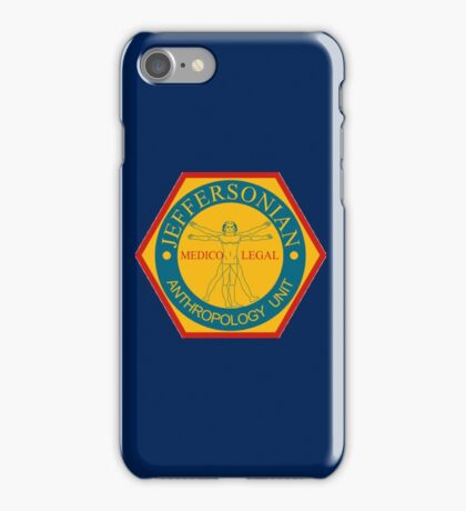 THE JEFFERSONIAN INSTITUTE  iPhone Case/Skin