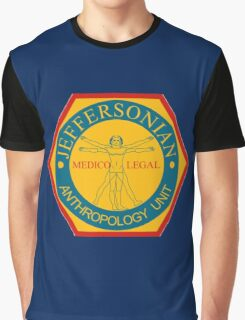 THE JEFFERSONIAN INSTITUTE  Graphic T-Shirt