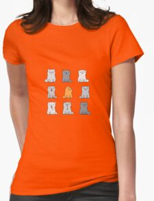 Nine cute kittens T-Shirt
