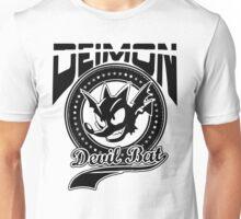 Deimon Devilbats (Black) Unisex T-Shirt