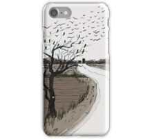 River of Birds iPhone Case/Skin