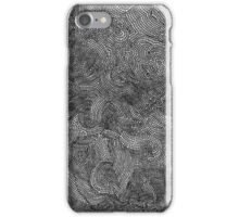 Thinking Not Thinking: Intruders II iPhone Case/Skin