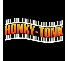 Honky Tonk & piano keyboards Photographic Print