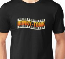 Honky Tonk & piano keyboards Unisex T-Shirt