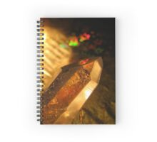 Quartz Crystal  Spiral Notebook