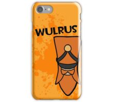 Wulrus' Phone case iPhone Case/Skin