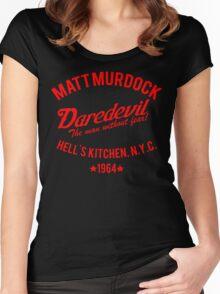 Matt Murdock - Daredevil Women's Fitted Scoop T-Shirt