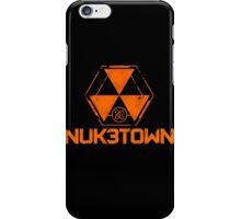 Nuk3town iPhone Case/Skin