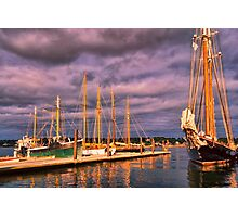Gilded Vessels Photographic Print